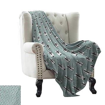 Amazon.com: Anyangeight gato, manta manta, bonito patrón de ...