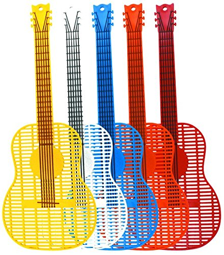 Flyswatter Aim Guitar Large Asst Colors 43200