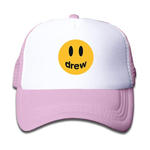 M-shop Justin Bieber Drew - Gorra para niños: Amazon.es: Hogar