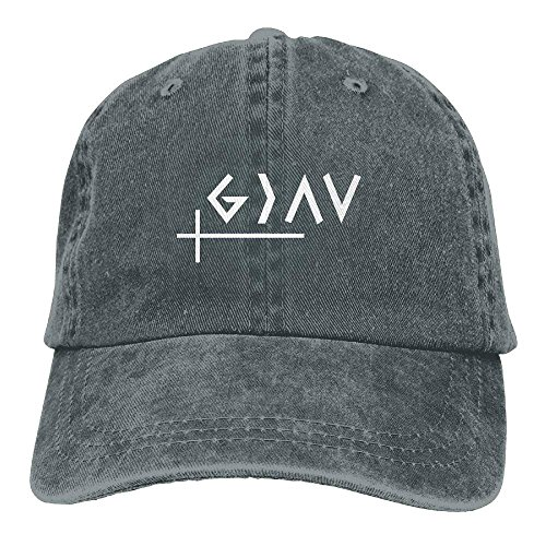 Yuerb Gorras béisbol God Is Greater Than The Highs and Lows Unisex Adjustable Fashion Cowboy Hat