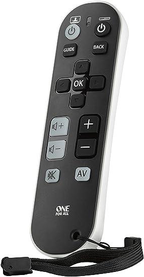 Discapacidad Big botón TV Control REMOTO fácil de usar botones de ...
