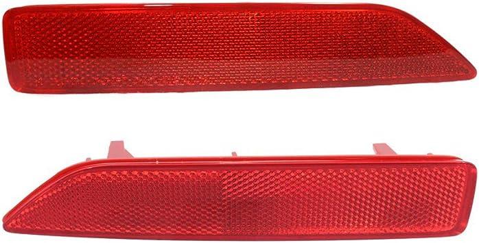 Rear Bumper Left Right Side Lamp Reflector For CRV CR-V 07 08 09