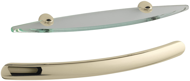 Kohler k-9459 – 2bzソナタアクセサリキット、オイル研磨ブロンズ K-9459-AF 1 B000ZNPI5Y Vibrant French Gold Vibrant French Gold