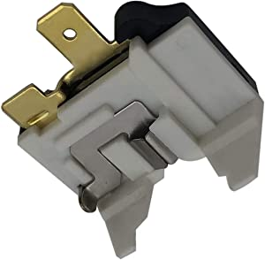 Overload Protector Replacement part# 2154697 6750C-0004R WR8X122 - Fit for Whirlpool LG Kenmore Refrigerators Replace # 1268273 PS3529535 LP21704 6750C-0005P