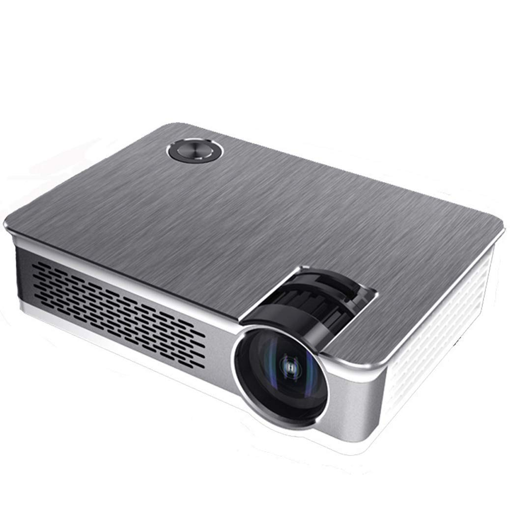 Zichen Proyector LED Nativo 1080P Proyector de Alto Brillo de 5500 ...
