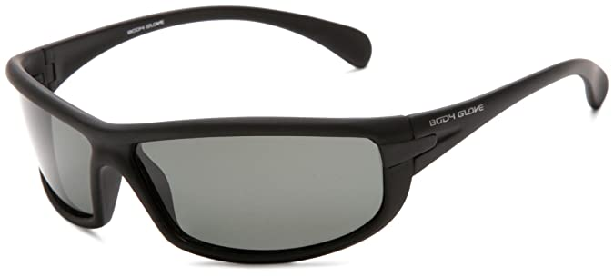 4ccc58a099 Amazon.com  Body Glove QBG1114 Polarized Sport Sunglasses