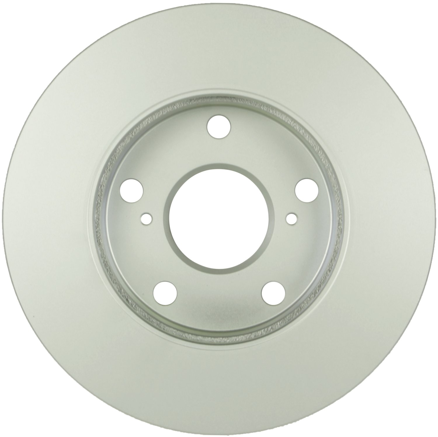 Bosch 50011220 QuietCast Premium Disc Brake Rotor For 1992-2001 Toyota Camry; Front