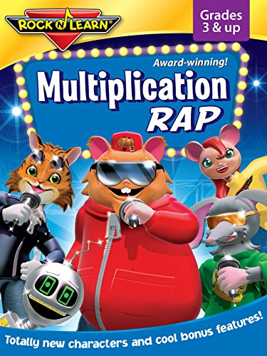 Multiplication Rap - Multiplication Rock Video Shopping Results