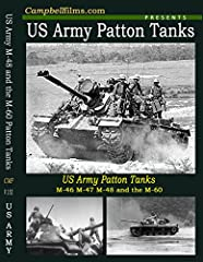 """Patton Tanks"" This DVD is a collection of films on the US Army's ""Patton Tanks"". General Patton was considered one of the greatest Tank generals of all time. Although the Germans invented the tank term ""Blitzkrieg"", General Patton handed tha..."