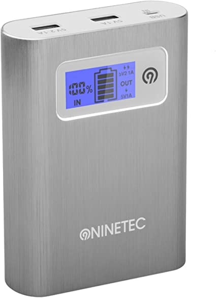 NINETEC TabNT01 – Power Drive 2 in1 128 GB Memoria Flash + 13.400 ...