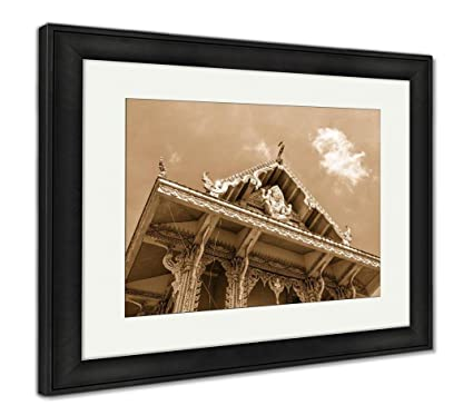 Amazon Ashley Framed Prints Sisaket Thailand July 19 A Huge