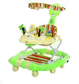 YOLL Anti-O-Pierna del Bebé Andadores, Ajustable En Altura Bebé ...