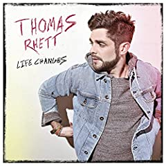 Thomas Rhett Life Changes cover