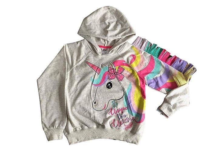 Amazon.com: Sudadera con capucha para niñas con diseño de ...