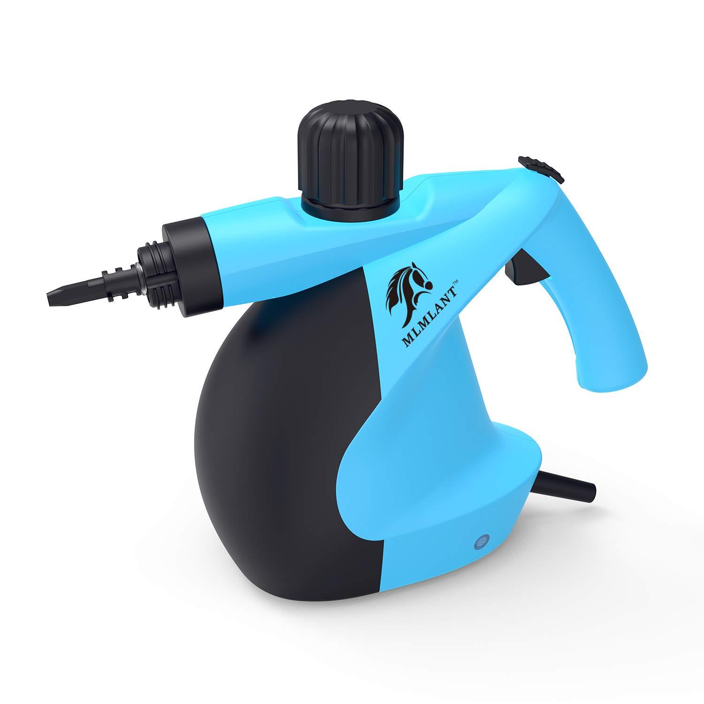 MLMLANT Multiuso Purificador Limpiador de Vapor para la eliminación de Manchas, alfombras, Cortinas,