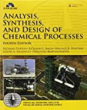 Analysis, Synthesis and Design of Chemical Processes (4th Edition) (Prentice Hall International Series in the Physical and Chemical Engineering Sciences) 4th Edition