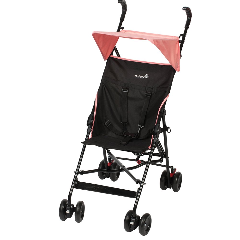 Safety 1st Poussette Canne Fixe Peps + Canopy Pop Pink product image