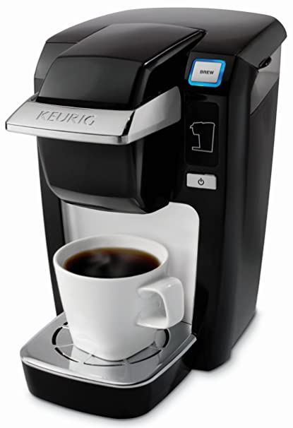 keurig mini plus brewer manual