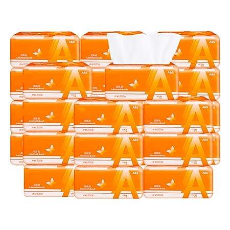 LFY Papel Higiénico 24 Paquetes de Papel higiénico, Toallas de ...