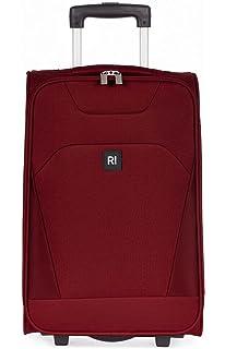 Revelation by Antler Havana 4-Wheel Suitcase, Red Medium: Amazon ...