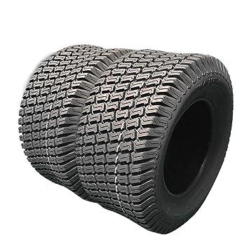 Amazon.com: Neumáticos de césped LRB sin tubo, 24 x 9.50 ...