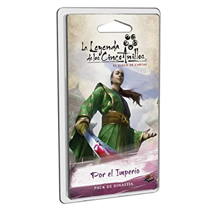 Amazon.com: Fantasy Flight Games- Legend of The Five Rings ...