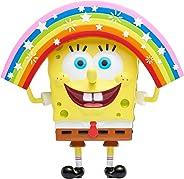 """SpongeBob SquarePants, Masterpiece Memes, 8"""" Collectible Vinyl Figure, Imaginaaation Spongebob"""