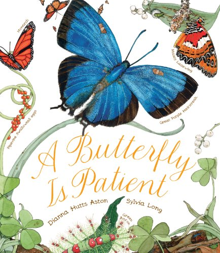 A Butterfly Is Patient (Nature Books) -