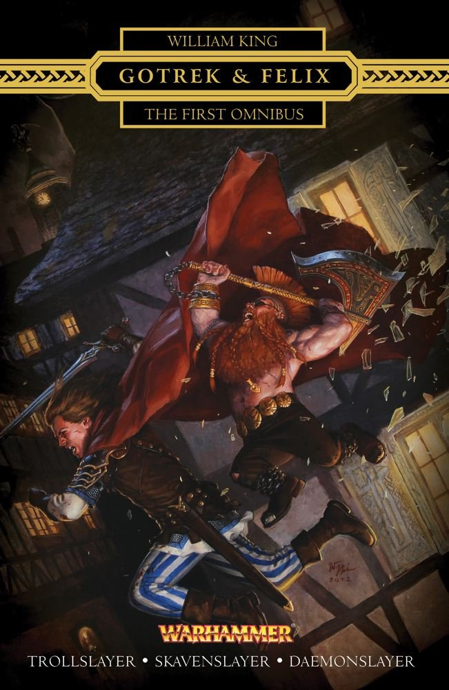 Gotrek felix the first omnibus the first omnibus re issue gotrek felix the first omnibus the first omnibus re issue william king 9781849703673 amazon books fandeluxe Image collections