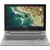 "Lenovo - Chromebook Flex 3 11"" MTK 2-in-1 11.6"" Touch Screen Chromebook - MediaTek MT8173C - 4GB Memory - 32GB eMMC Flash Mem"