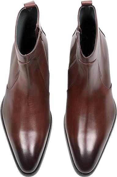 CR7 Cristiano Ronaldo, Modelo Tango, Botines Chelsea para Hombre: Amazon.es: Zapatos y complementos