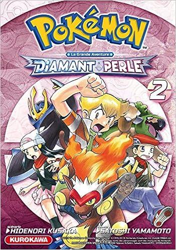 d7fdbb77c6d83 Amazon.fr - Pokémon - Diamant et Perle / Platine - tome 02 (2) - Hidenori  KUSAKA, Satoshi YAMAMOTO, Fabien VAUTRIN - Livres
