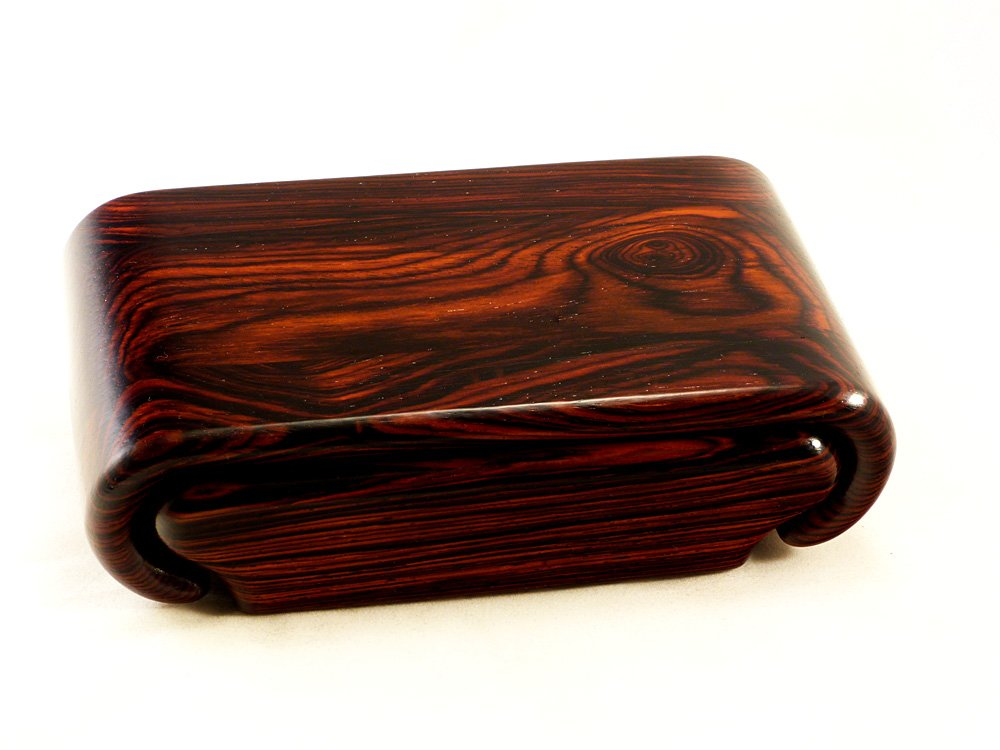 Cocobolo Rosewood Box