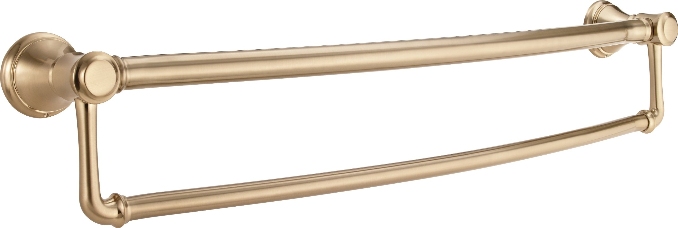 Delta Faucet 41319-CZ Traditional Towel/Assist Bar, 24-Inch, Champagne Bronze