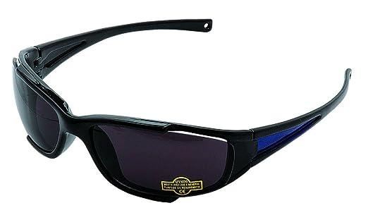 Robinson ® répondre aux plus grandes exigences durant polbrille verres de lunettes de soleil Gris 93-SPO-001S Brille Nr. 1- grau sYwOOzt