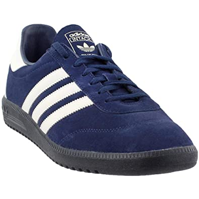 newest 56fc2 861d1 adidas Intack SPZL Mens in Indigo Core White, 11.5