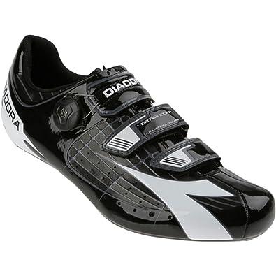 Diadora Vortex Comp Shoes - Men s Black White f31eda93fc6