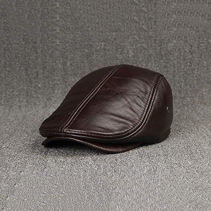 gran venta de liquidación la mejor calidad para boutique de salida Chenyongping Gorro de Invierno Unisexs Headwear Gorra Plana ...