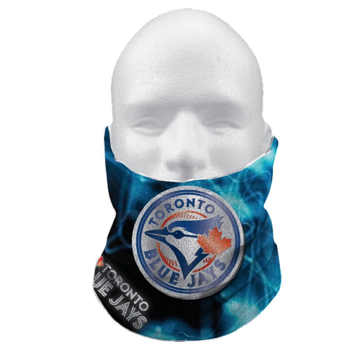 MLB Kid's Toronto Blue Jays Neck Warmer Size 4-6X Gertex