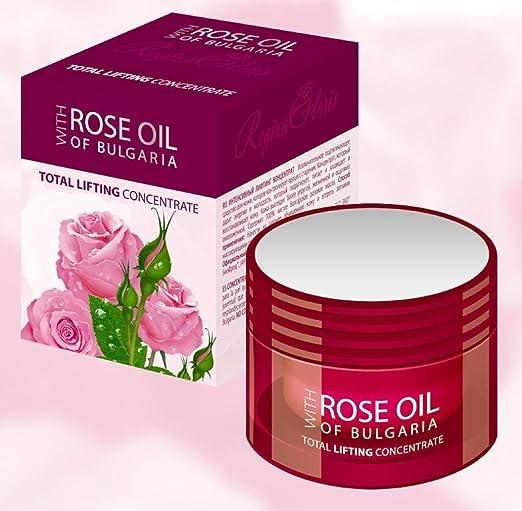 1 opinioni per Regina Floris- Total Lifting Concentrate- crema per il viso con olio di rosa di