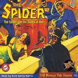 Spider #70 July 1939