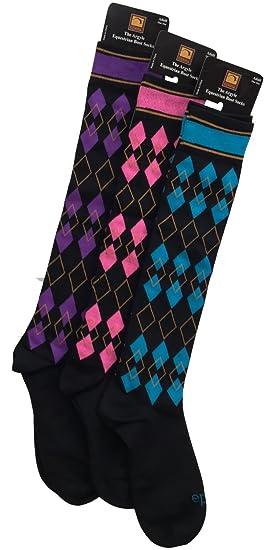 Epona Argyle Socks