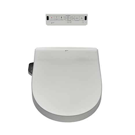 Costo Water E Bidet.Inax 8012a70grc 415 Heated Shower Toilet Bidet Seat With Remote Control Dual Nozzle White