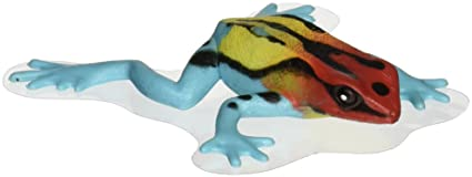 Play Visions Frog Mega Stretch Action Figure