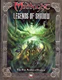 Midnight RPG Legends of Shadow, Fantasy Flight Games Staff, 1589942795