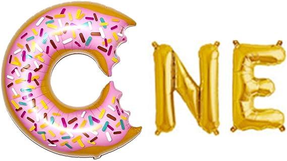 Amazon.com: Rose&Wood - Globos de letras de 15.7 in, diseño ...