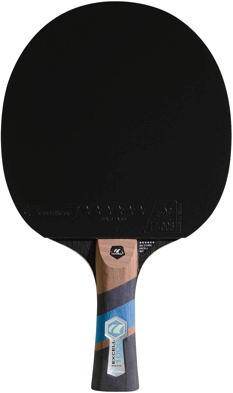 Cornilleau Excell 1000Raqueta de Tenis de Mesa Unisex, un tamaño