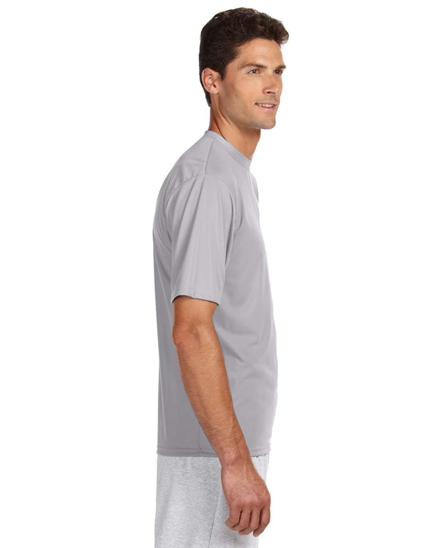 21a1eb28 Men N3165 A4 Mens Cooling Performance Crew Long Sleeve Tee Moshay Inc
