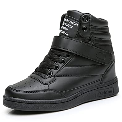 Damen Boots Wedges bbiOv5W0