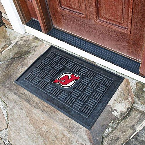 (Fan Gear Fanmats New Jersey Devils Medallion Door Mat Size=19